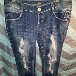Almost Famous Jeans size 13